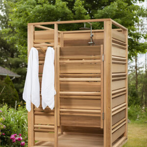 Cloudburst Outdoor Shower