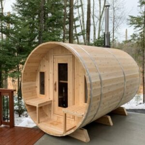 Canadian Timber Tranquility