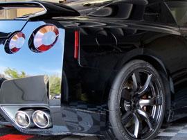 2010 Nissan GTR