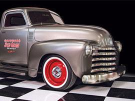 1949 'RaceDeck Speed Garage' Chevy Truck