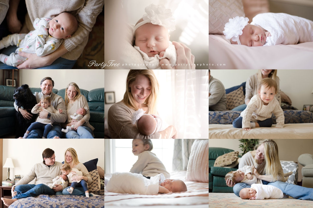 alpharetta lifestyle newborn photographer party tree photography 2018