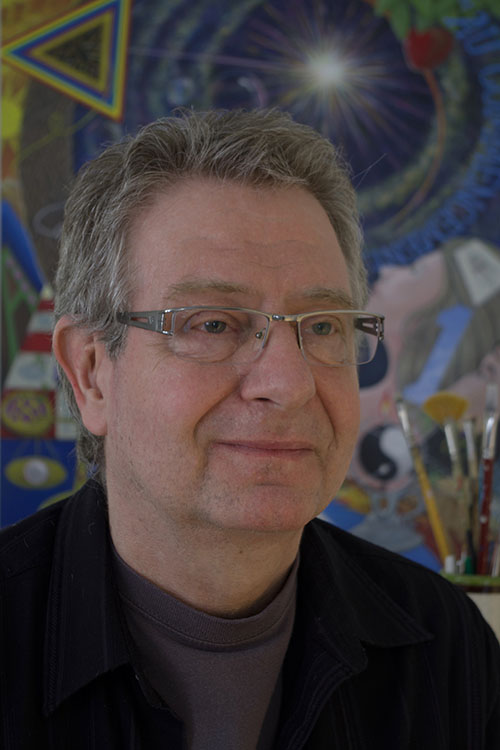 Raynald Blouin Artiste Peintre
