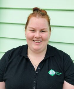 Natalie-Team leader