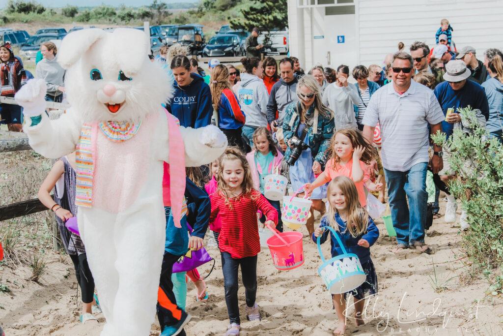 2019 Sandbridge Beach Civic League's Easter Egg Hunt Photos
