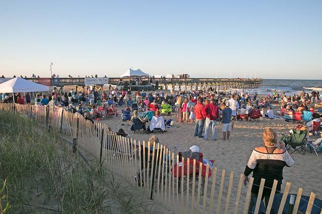 Party at the Pier is Friday, June 14th