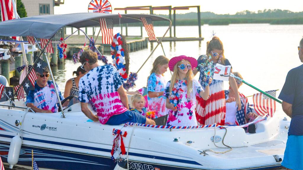 2019 4th of July Boat Parade Highlights