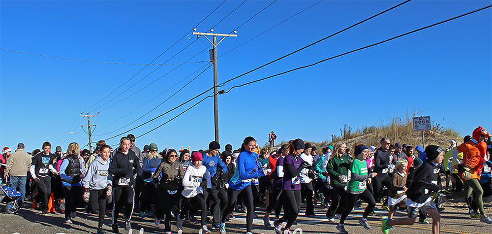 Charlie Normile's Turkey Trot: Race For the Fallen is November 28th