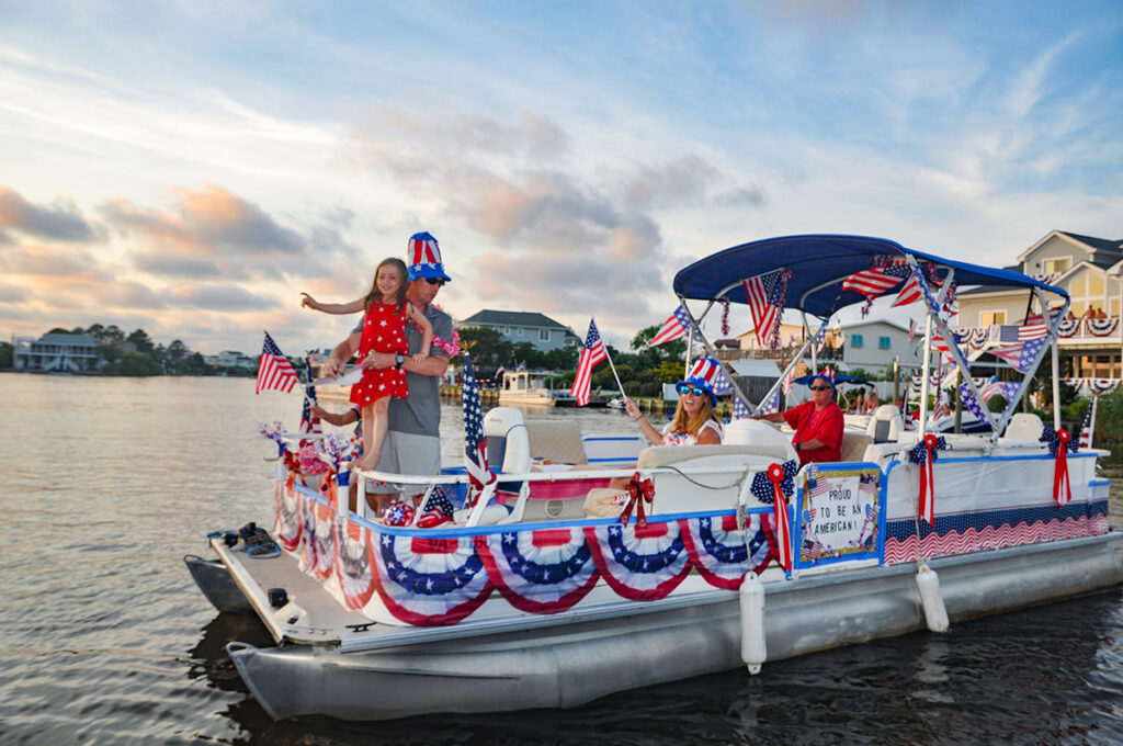 4th of July Boat Parade Winners & Highlights