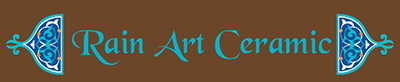 Rain Art Ceramic Logo