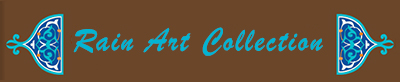 Rain Art Collection Logo