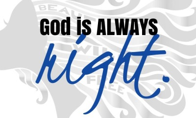 God-is-always-right