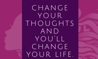 your thoughts become your beliefs