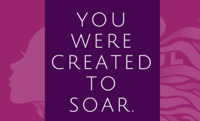created to soar