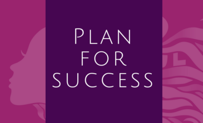 Start to plan for success
