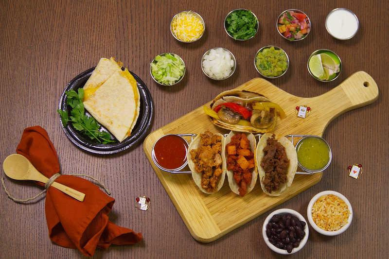 LV-Taco | Premium Tacos