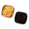 LV Taco - Rice & Beans