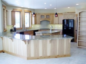 Octagonal Kitchen