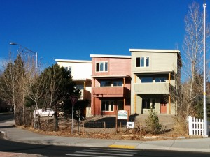 Townhomes On Newport Ave