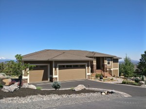Eagle Crest offers a dry climate with great views