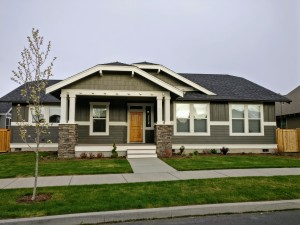 Craftsman Style Home in Canyon Rim