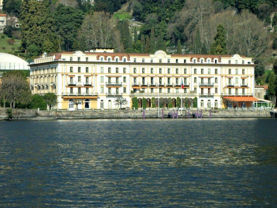 Villa D'Este Cernobbio Lake Como Italy