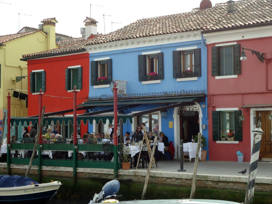 Trattoria al Gatto Nero Burano Venice