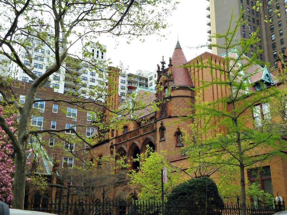 Holy Trinity Church on East 88th Street