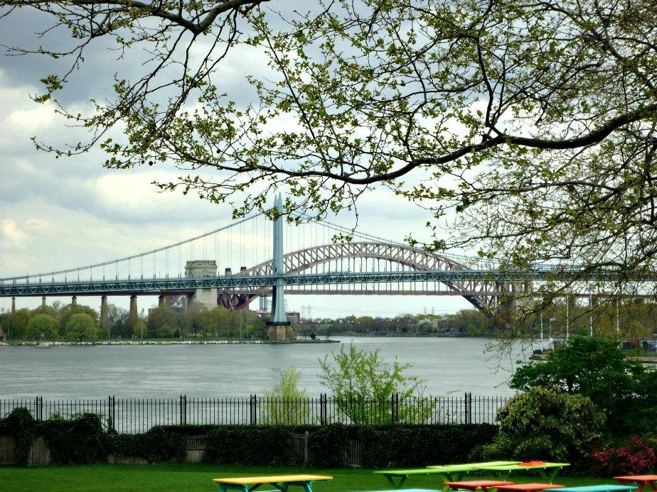 RFK Bridge & Hell Gate Bridge