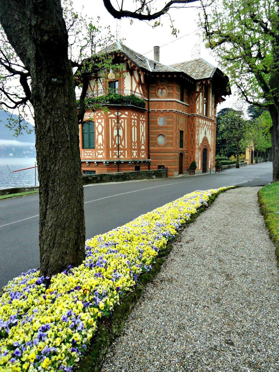 Villa Cima at Villa D'Este Cernobbio Lake Como Italy