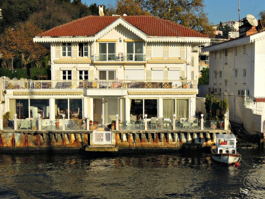 House on the Bosphorous