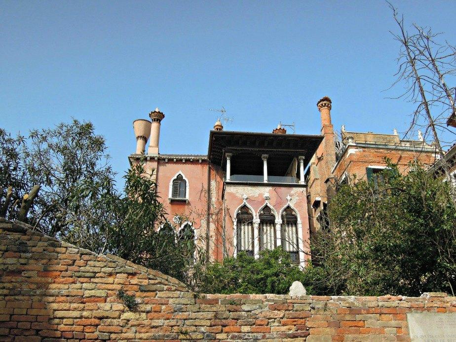 Palazzo in Dorsoduro Venice Italy