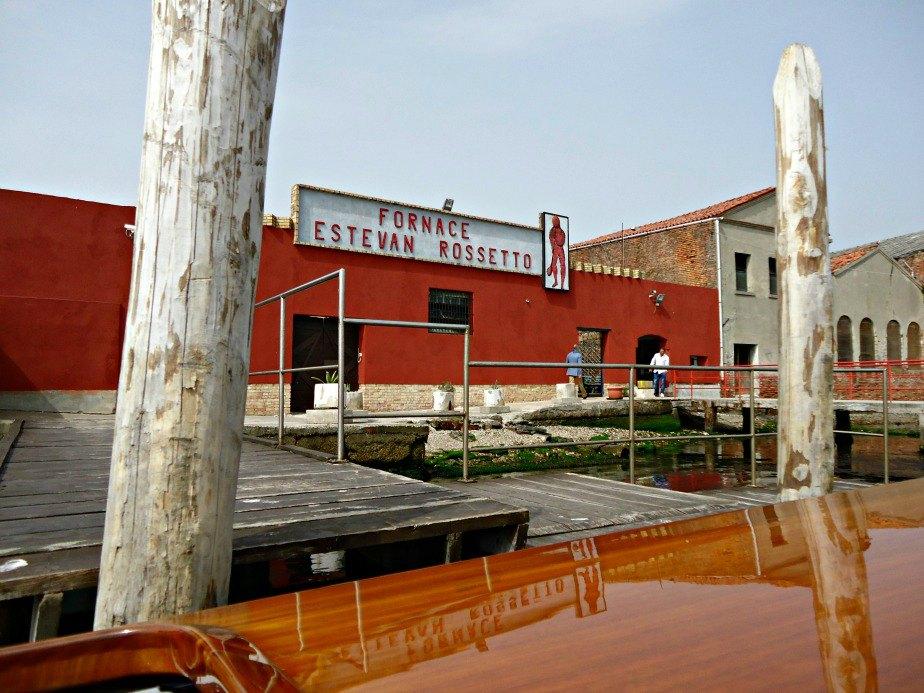 Estevan Rossetto Fornace Murano Venice Italy