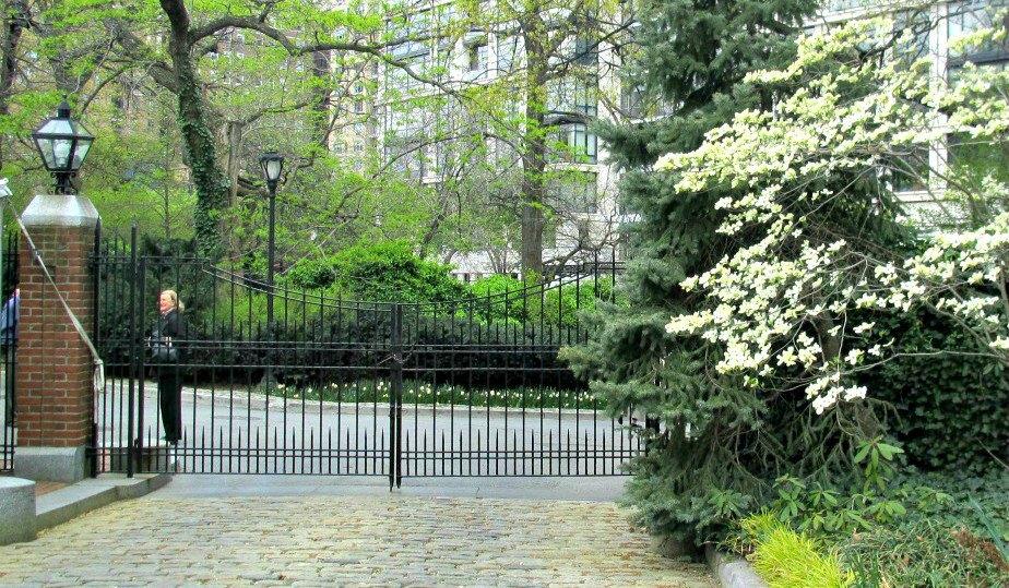 Gracie Mansion Gates