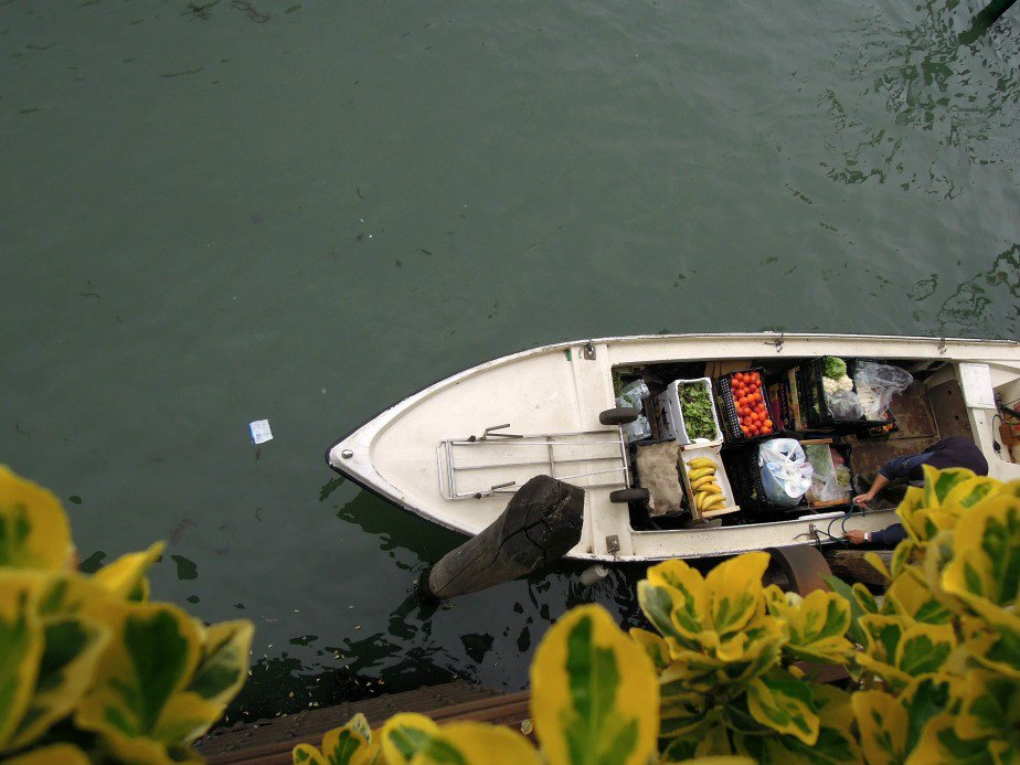 Grocery Deliveries to Al Ponte Antico Hotel Grand Canal Venice