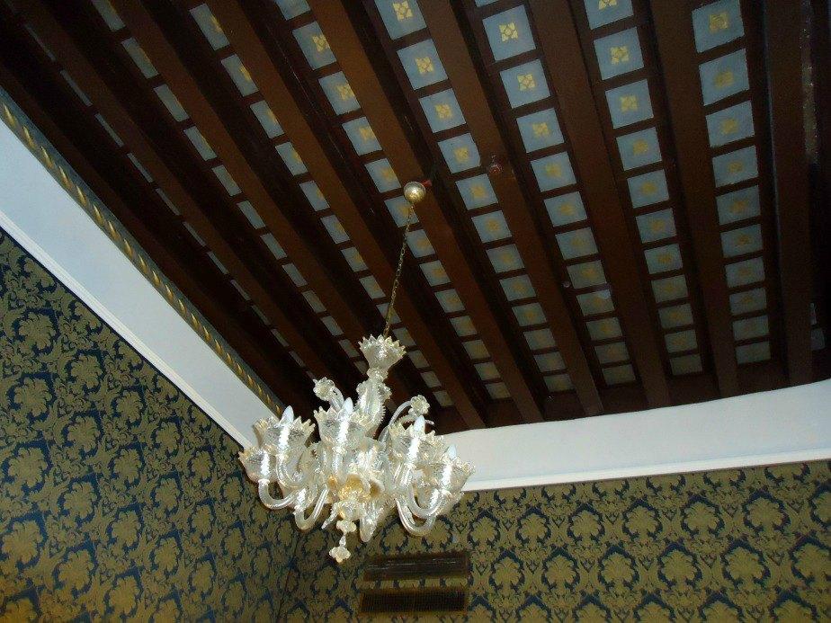 Room at Al Ponte Antico Hotel Grand Canal Venice Italy