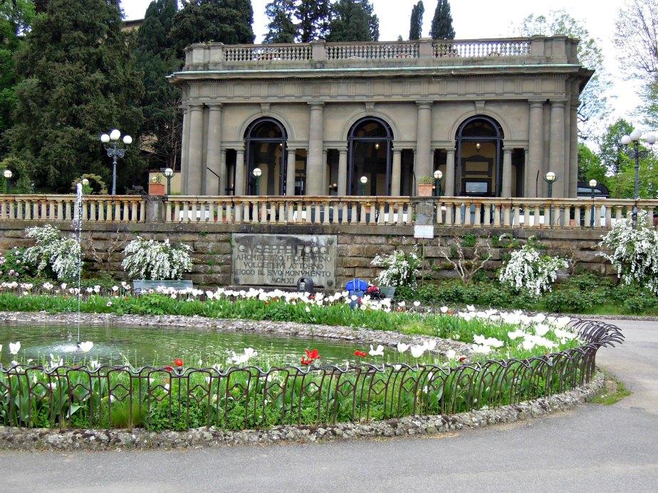 La Loggia at Piazzale Michelangelo