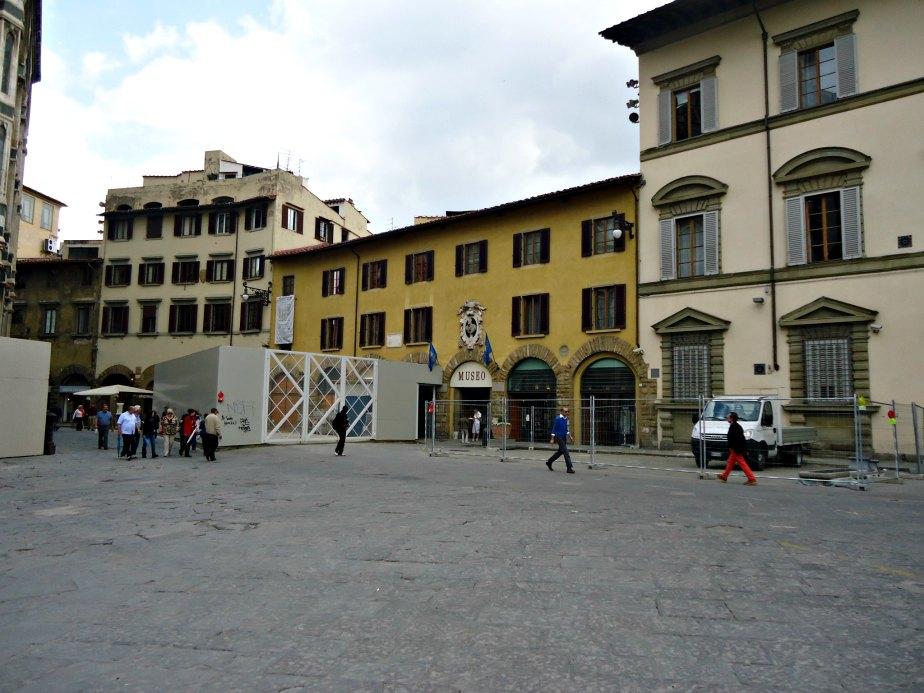 Michelangelo's Studio