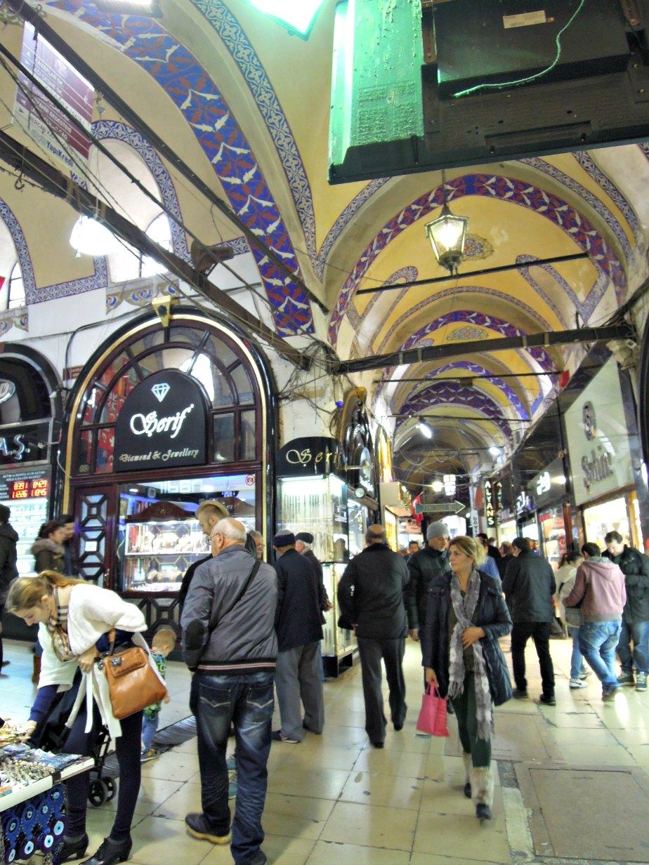 More Grand Bazzaar Shops