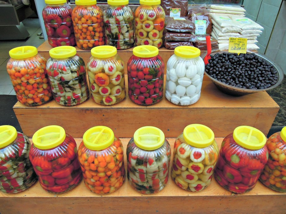 Preserves at the Spice Market