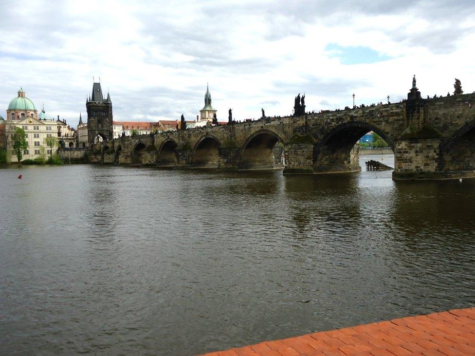 Charles lV Bridge Prague