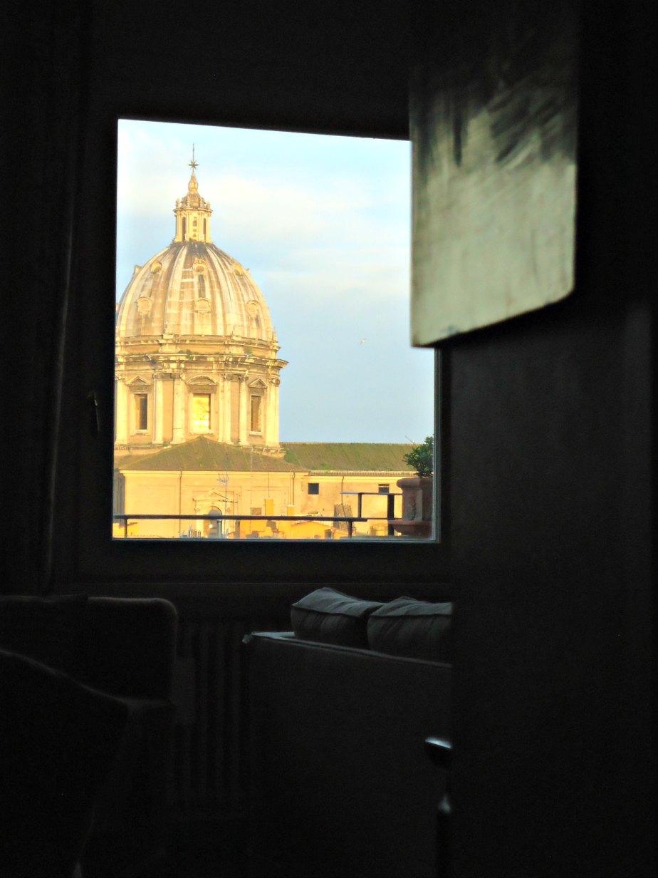 Dome of Sant' Andrea della Valle, Rome