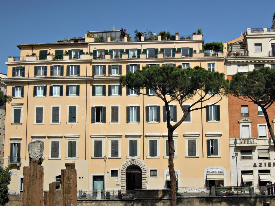 Our Top Floor Apartment, Rome
