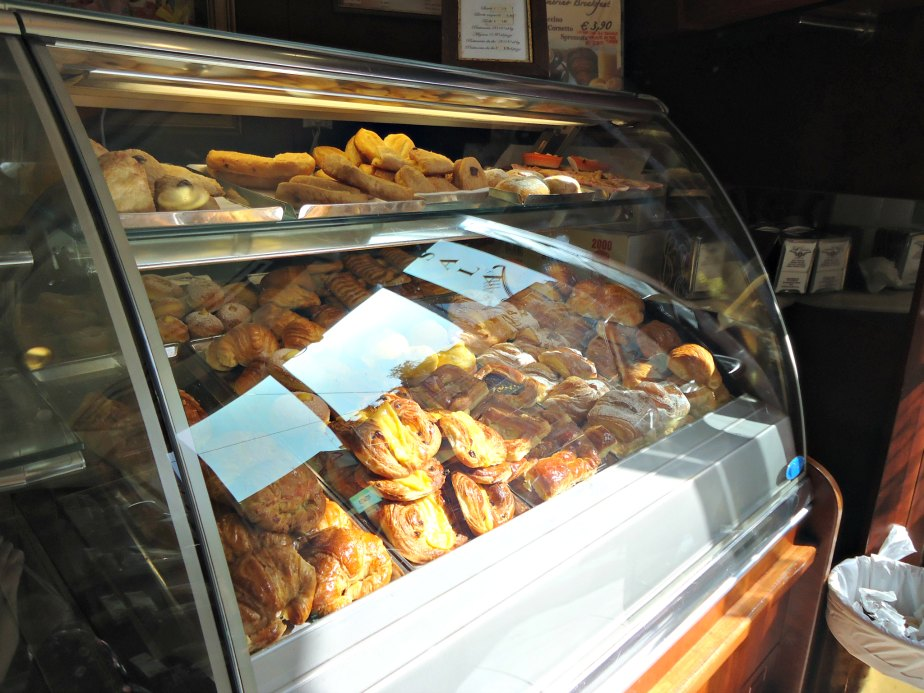 More Pastries at Cafffe Camerino, Rome