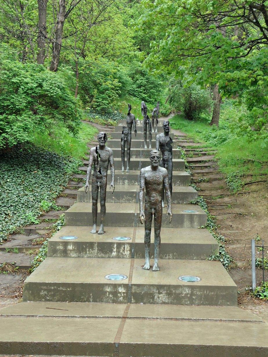 Memorial to the Victims of Communism Prague