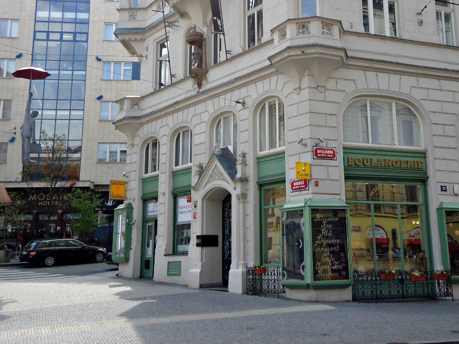 Boulangerie Patisserie Prague