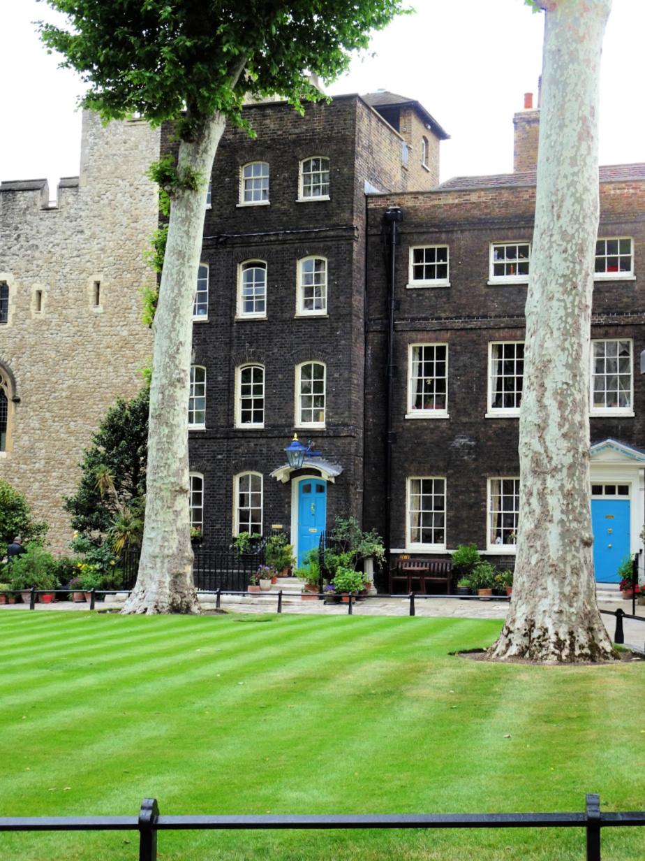 Yeoman Warders House