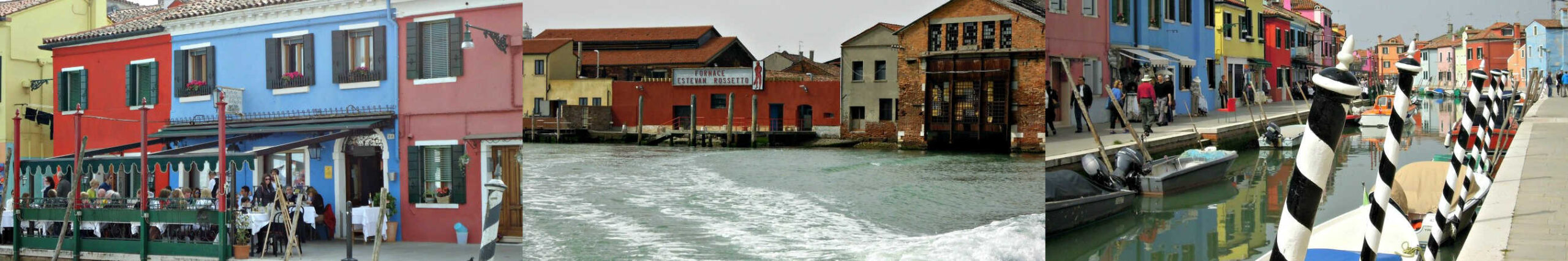 Murano Burano Photos
