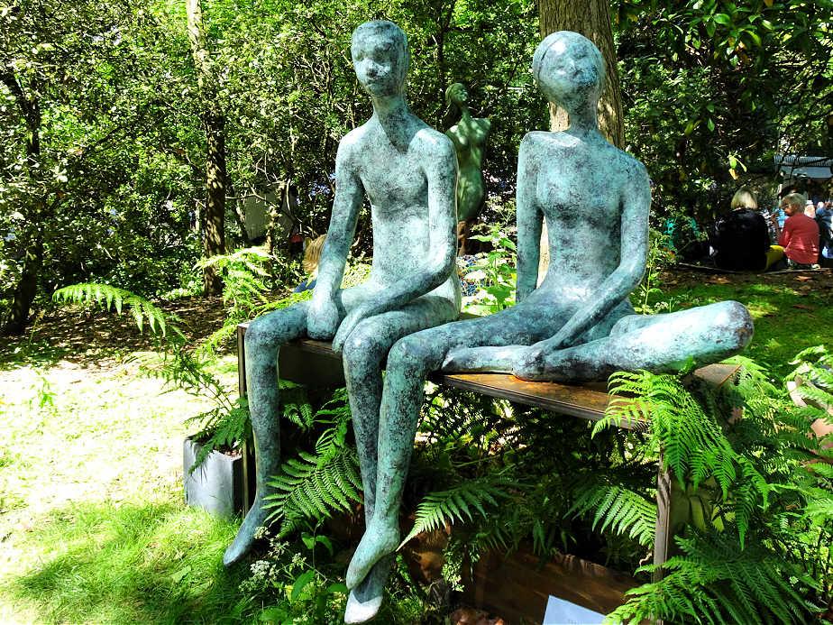 Garden Sculptures at the Chelsea Flower Show