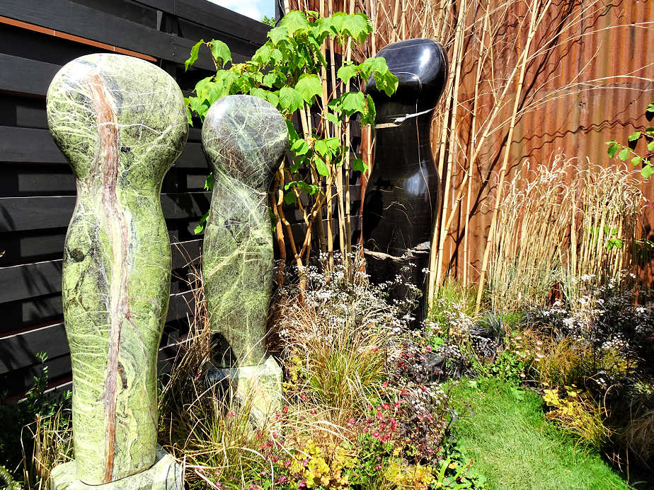 Marble Garden Sculptures at the Chelsea Flower Show