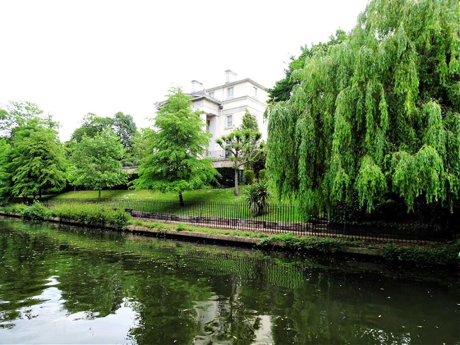 Mansion near Regent's Park
